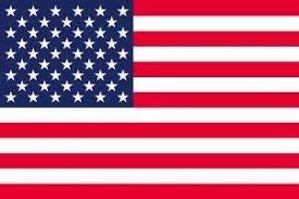 Amazon | アメリカ 国旗 星条旗[ 卓上旗 国旗 16×24cm 高級テトロン ...
